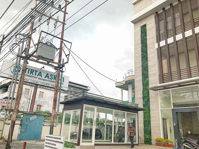 EXTERIOR_BUILDING Hotel Tirta Asri 1