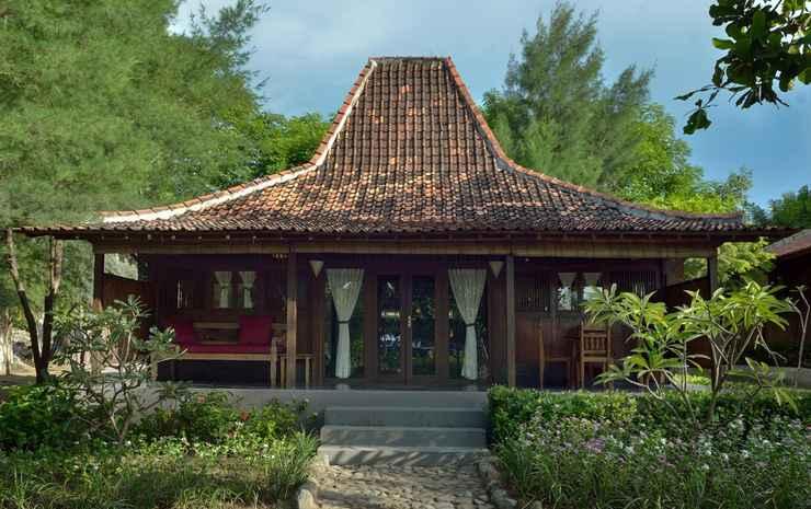Desa Dunia Beda Beach Resort Lombok - Joglo Family Villa