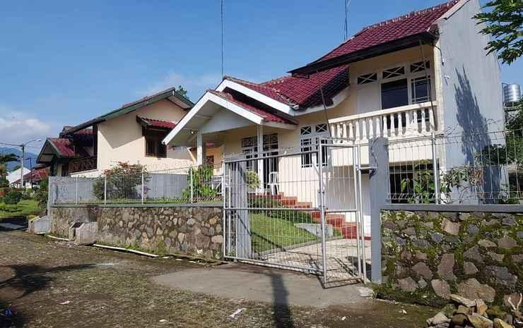 Villa D'Orchid Park Cipanas F4-5 Puncak -