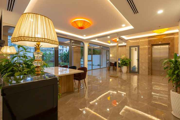 LOBBY KIM residences & Suites