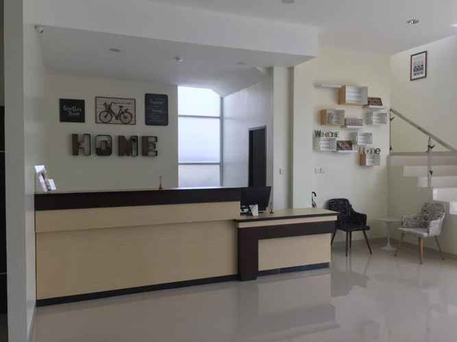 LOBBY Wise Hotel Tomohon