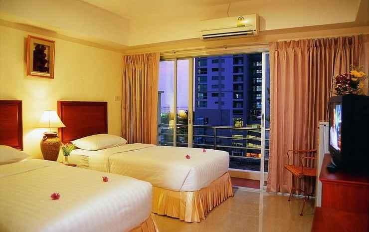 Rajadhani Hotel Pattaya Chonburi - Superior Twin Room Only