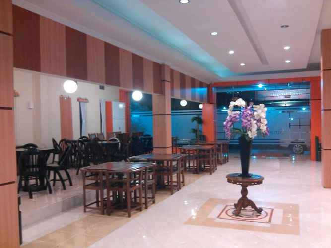 LOBBY Sinar Hotel Pelaihari