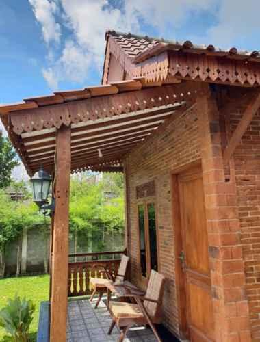 EXTERIOR_BUILDING Omah Teras Bata Guesthouse