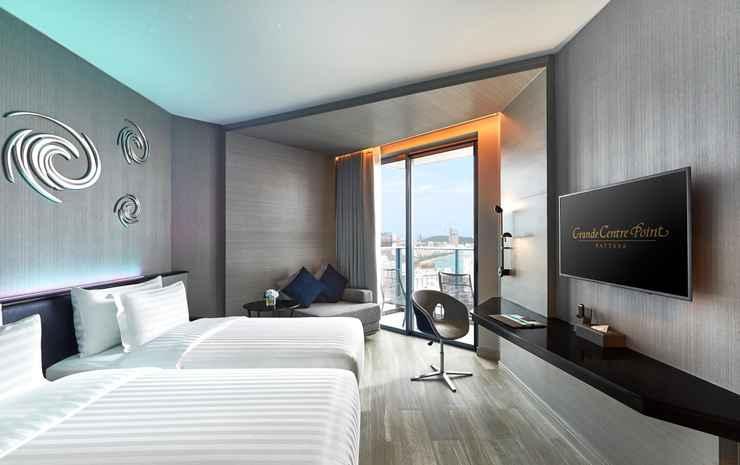 Grande Centre Point Pattaya Chonburi - Superior Seaview Room Only