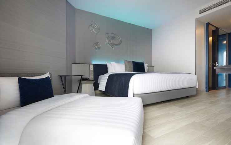 Grande Centre Point Pattaya Chonburi - Superior Seaview with Sofa Bed