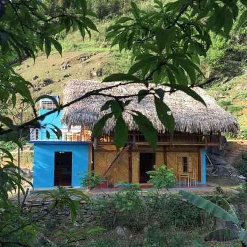 LOBBY Bac Ha Ethnic Homestay