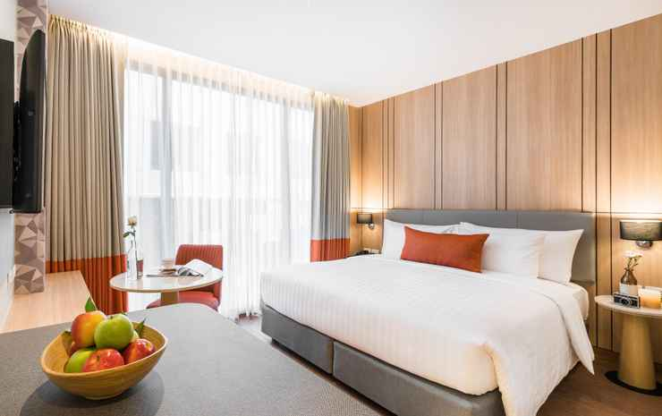The Key Premier Sukhumvit by Compass Hospitality Bangkok - Deluxe King Room