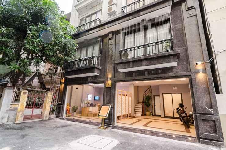 EXTERIOR_BUILDING Fukurai Boutique Apartments Hà Nội