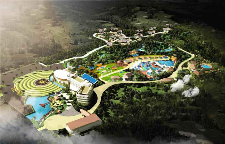 Hamya Hotsprings And Resort In Tu Nghia District Tu Nghia District Quang Ngai Province