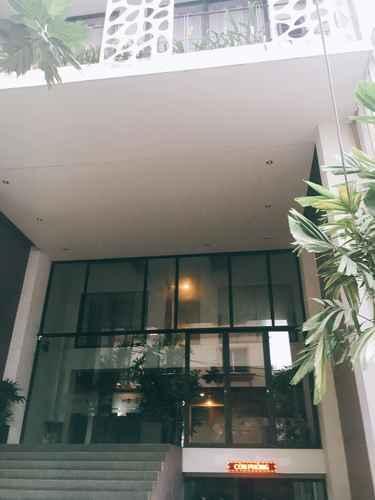 EXTERIOR_BUILDING Duc Dat Quang Trung Hotel