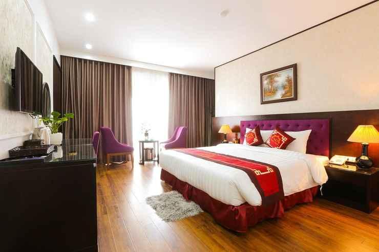 BEDROOM A&D Luxury Hotel
