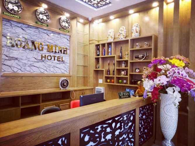 LOBBY Hoang Minh Hotel Ba Ria