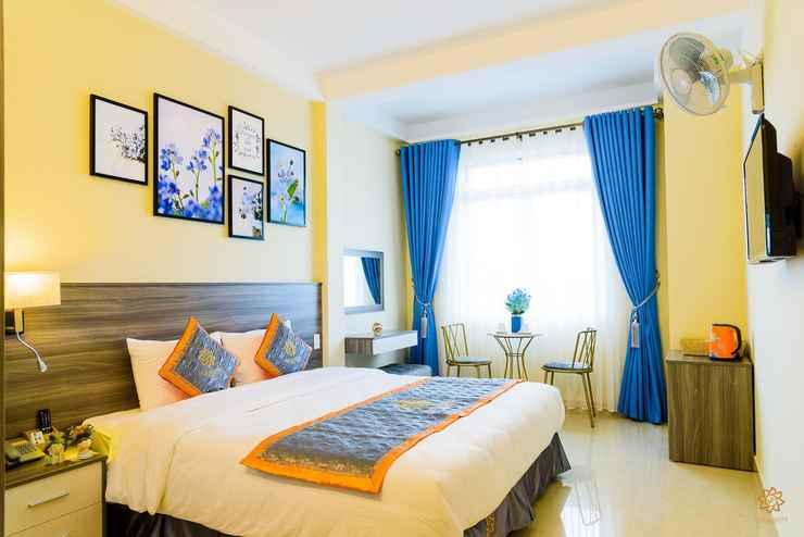 BEDROOM Khách sạn VILLE de FLEURS