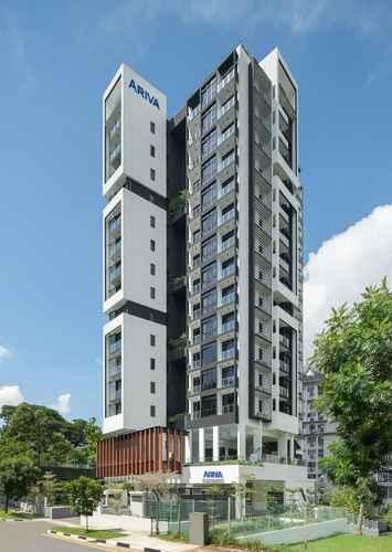 EXTERIOR_BUILDING Ariva on Shan Serviced Residences