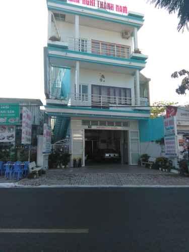 EXTERIOR_BUILDING Thanh Nam Hostel