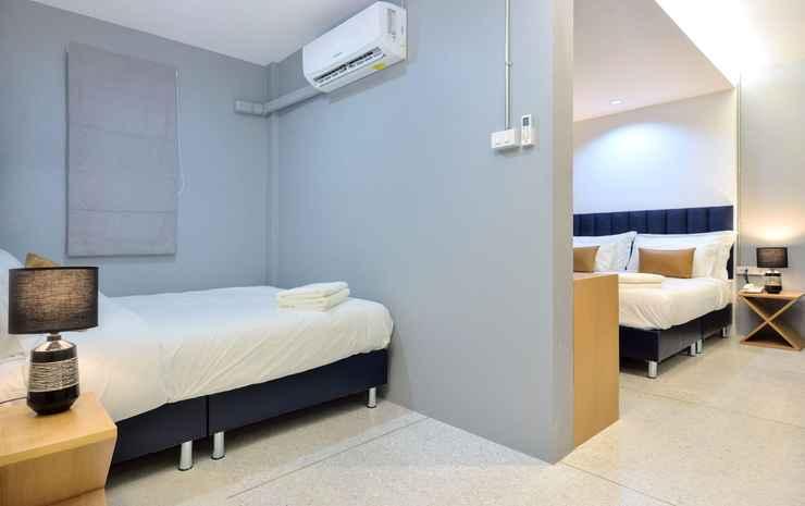 Castle Black BKK Bangkok - Family Double Room (Room Only FC)
