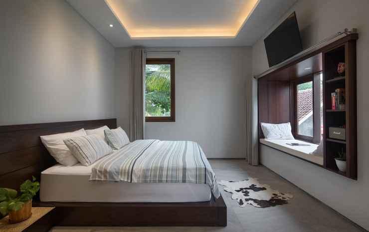 The Beach House Batukaras Pangandaran - 3 Bedroom Villa