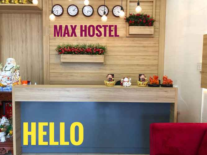 LOBBY Max Hostel