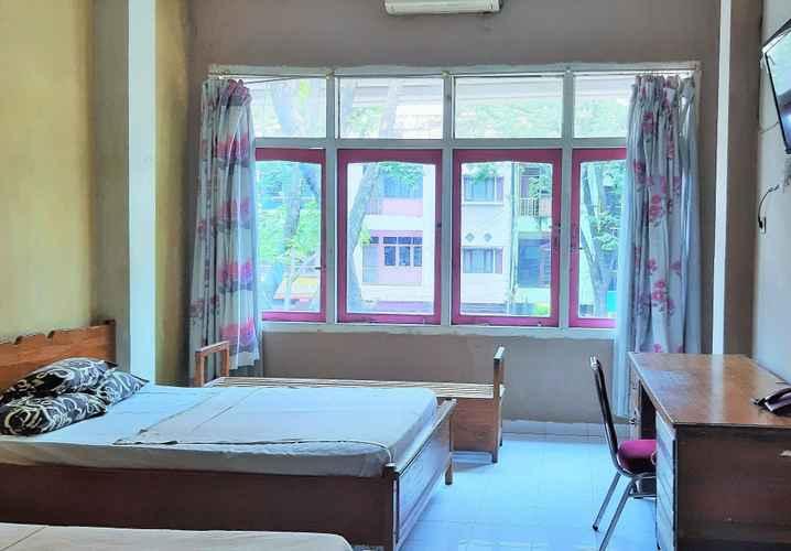 BEDROOM Hotel Syailendra