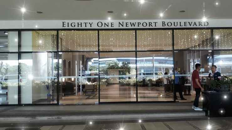 LOBBY Brand New Airport Condo (In Front of NAIA Terminal3)
