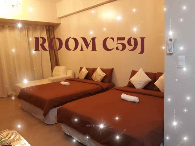 BEDROOM Brand New Airport Condo (In Front of NAIA Terminal3)