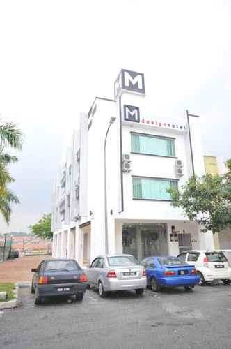 EXTERIOR_BUILDING M Design Hotel @ Seri Kembangan