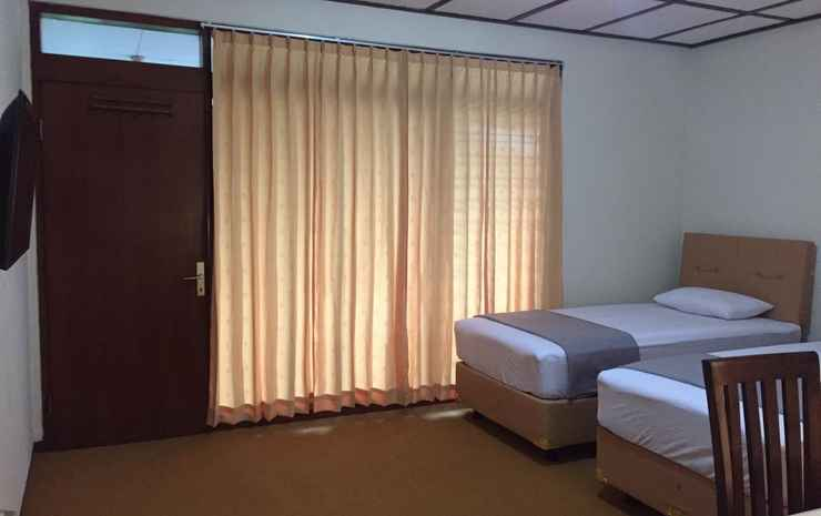 Rumah Punggawan Solo Solo - Twin Room Non Smooking (Max Check in 22.00)