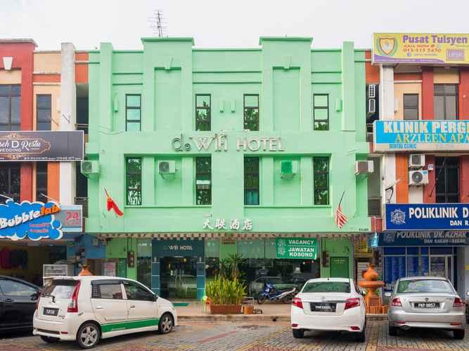 EXTERIOR_BUILDING Do Wifi Hotel