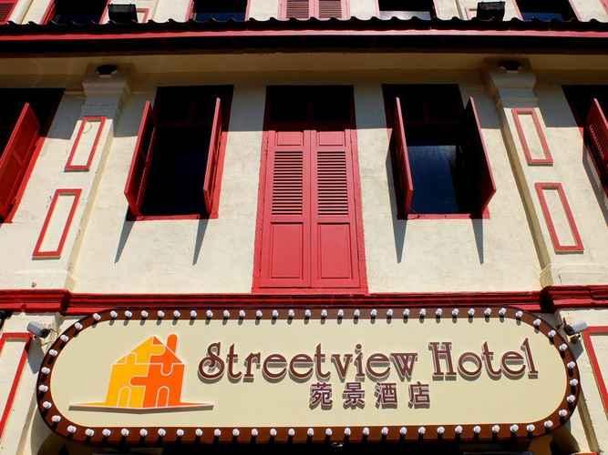 EXTERIOR_BUILDING Streetview Hotel Muar