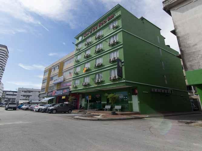 EXTERIOR_BUILDING Hotel De Eco Inn