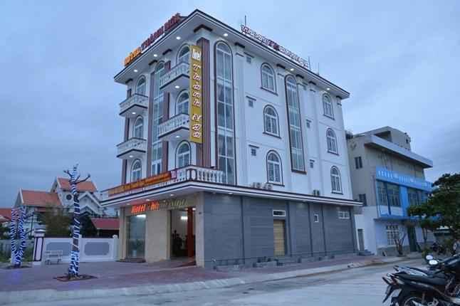 EXTERIOR_BUILDING Khách sạn Thanh Nga Phú Yên