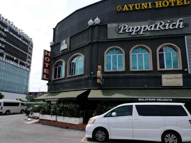 EXTERIOR_BUILDING Ayuni Hotel