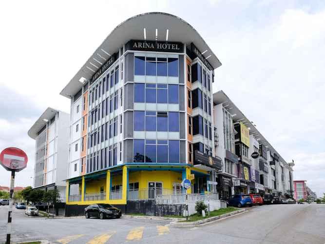 EXTERIOR_BUILDING Arina Hotel