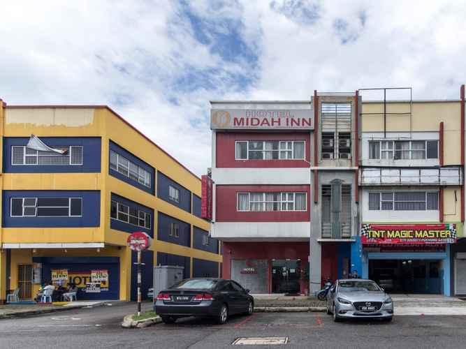 EXTERIOR_BUILDING Midah Inn Puchong