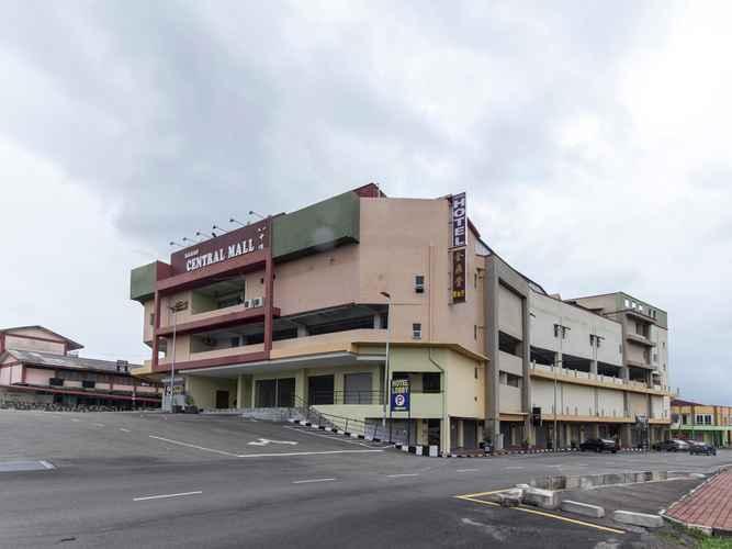 EXTERIOR_BUILDING Central Hotel Bahau