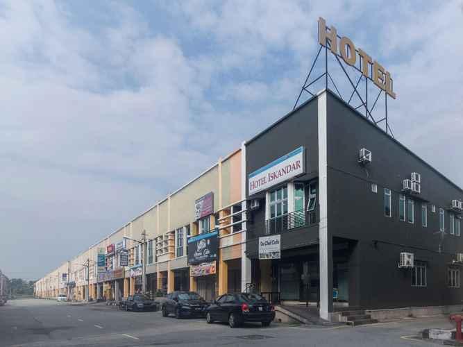 EXTERIOR_BUILDING Hotel Iskandar