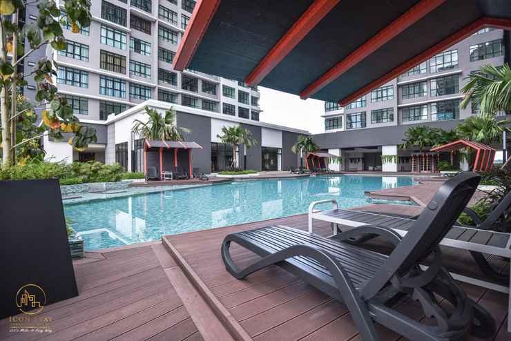 SWIMMING_POOL Conezion Residence IOI Resort City Putrajaya @ IconStay
