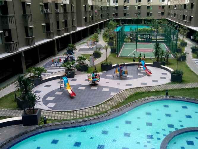 SWIMMING_POOL Rocky Apartment Bandung