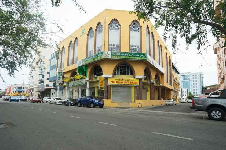 EXTERIOR_BUILDING MGU Firdaus Hotel