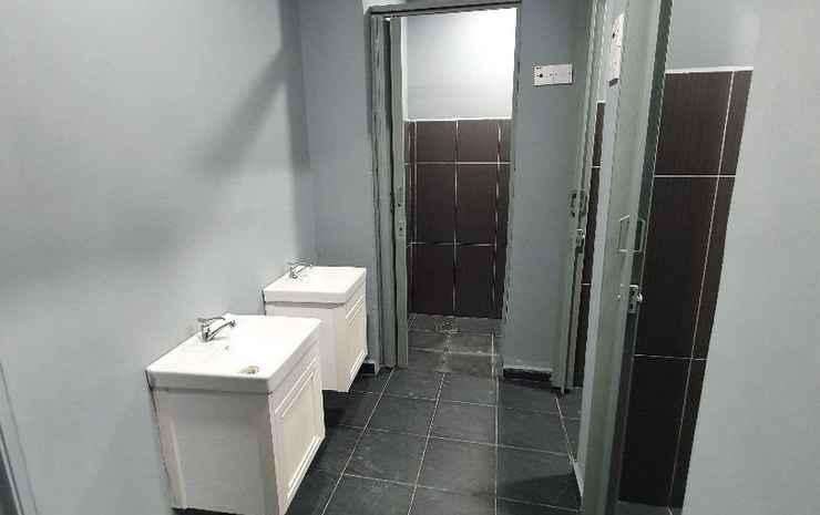 Friends Perk Hostel Kuala Lumpur - Rachel Couple Room