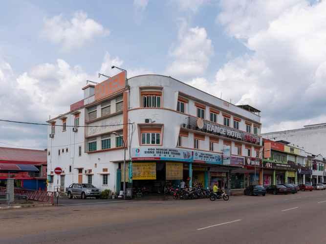 EXTERIOR_BUILDING Segamat Red Orange Hotel