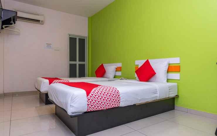 Segamat Red Orange Hotel  Johor - Standard Twin