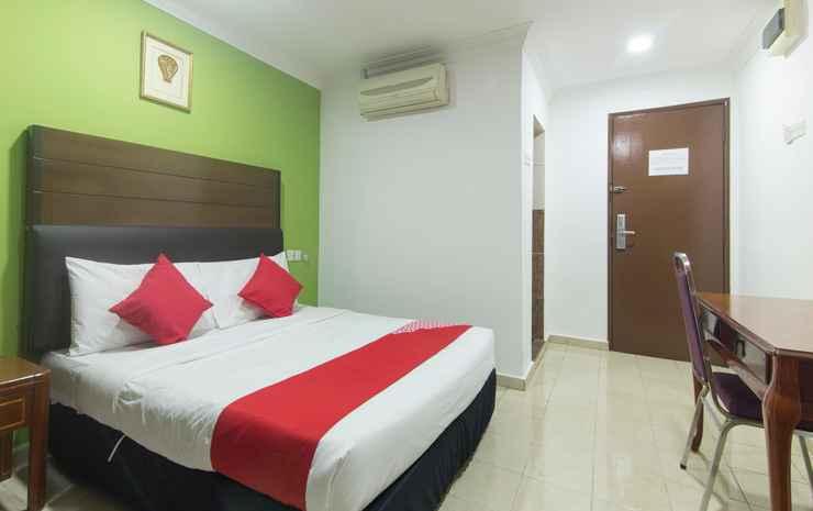 Hotel Run Star Kuala Lumpur - Deluxe Double