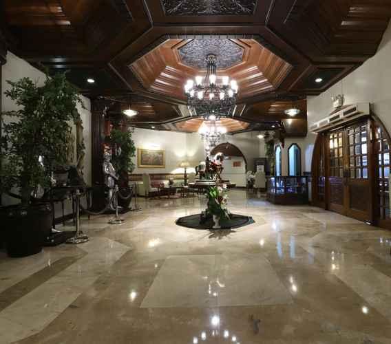 LOBBY Camelot Hotel