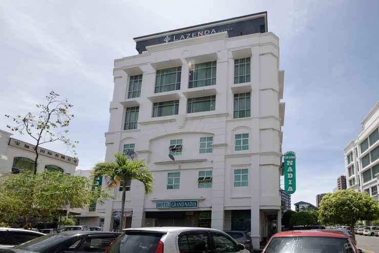 EXTERIOR_BUILDING Hotel Grand Nadia