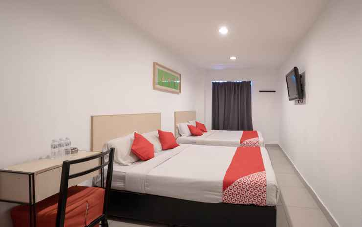 Ant Cave Hotel Kuala Lumpur - Family Suite