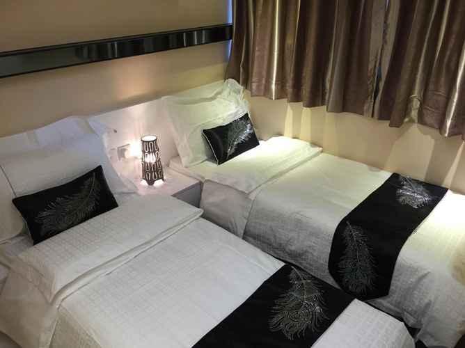 BEDROOM Seasons Hotel - Causeway Bay