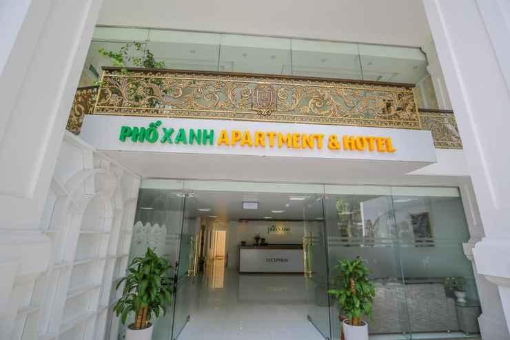 EXTERIOR_BUILDING Pho Xanh Apartment & Hotel