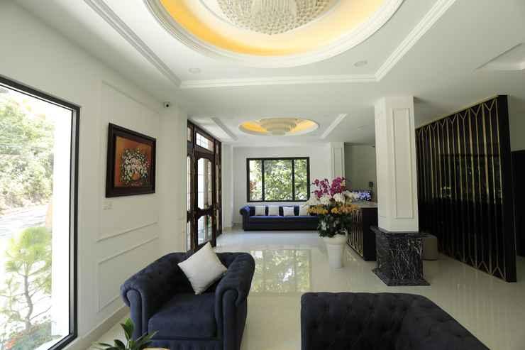 LOBBY Moonstone Hotel Dalat